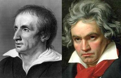 Wordsworth,beethoven, reduced