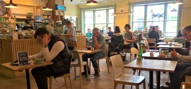 Waterstone Cafe